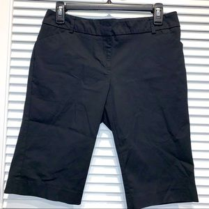 New York and Company Black Business shorts Size 4